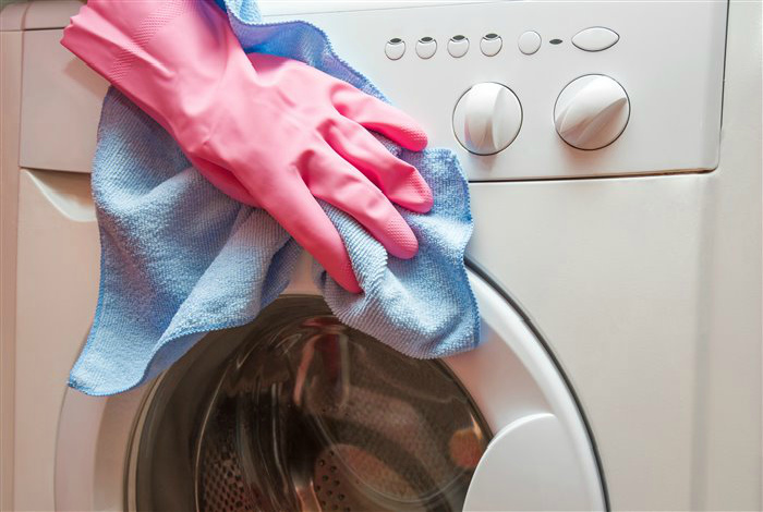 Уход и чистота внутри стиральной машинки. | Фото: Домашний.