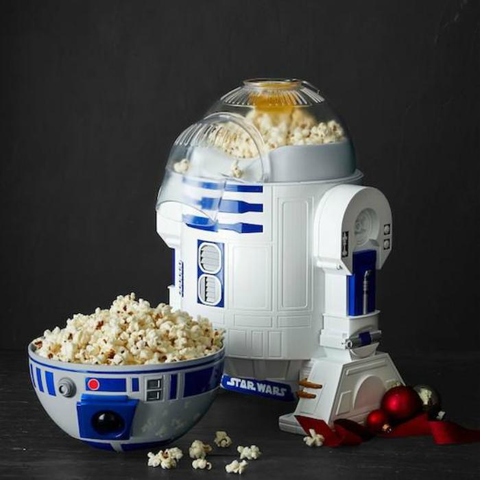 Машина для приготовления попкорна. | Фото: БигПикча.