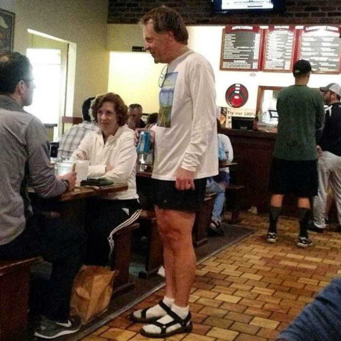 Без носков никуда!