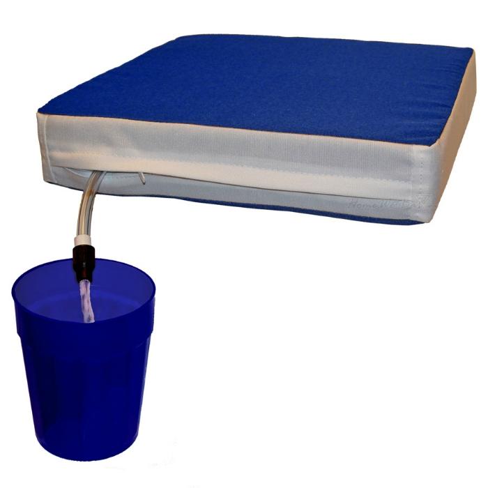 Фляга-подушка.