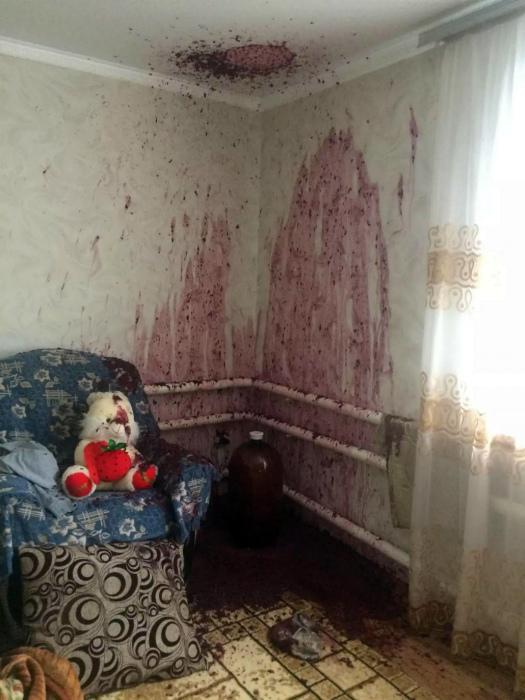 «Теперь моя комната, как место преступления!»