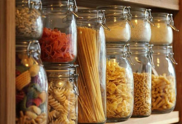 Крупы и макаронные изделия. | Фото: SYL.ru.