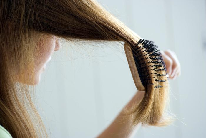 Расческа для волос.