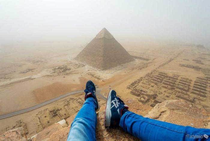 Достопримечательности Египта.