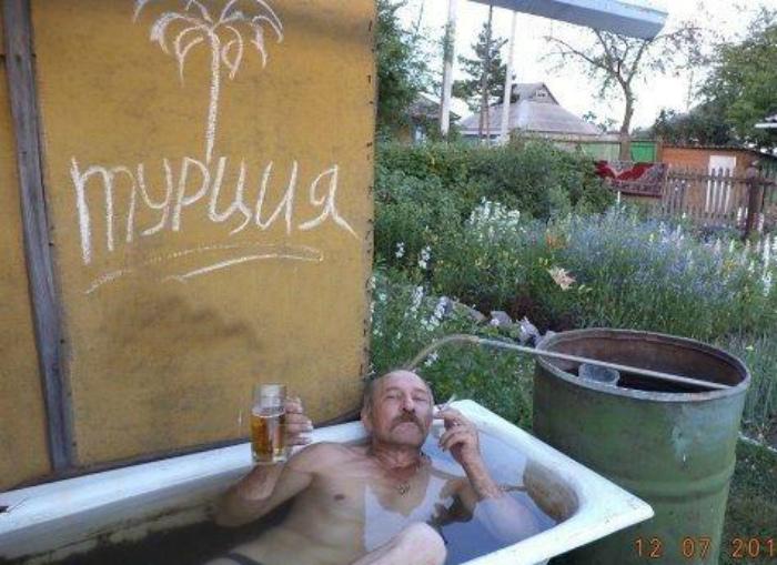 Отдых по системе all inclusive. | Фото: Отдыхаем с юмором.