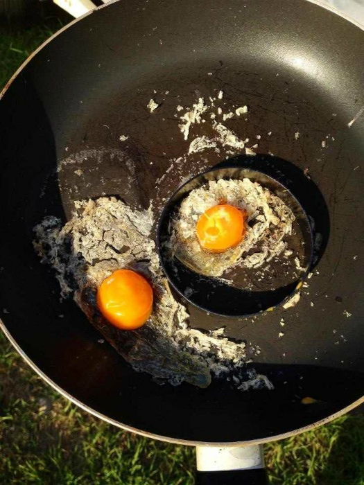 Кулинария под открытым небом. | Фото: Izismile.com.