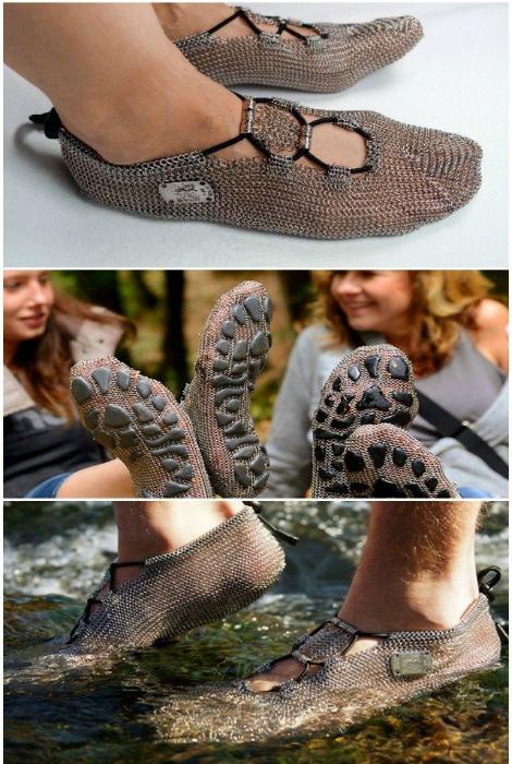 Paleos - уникальная походная обувь.