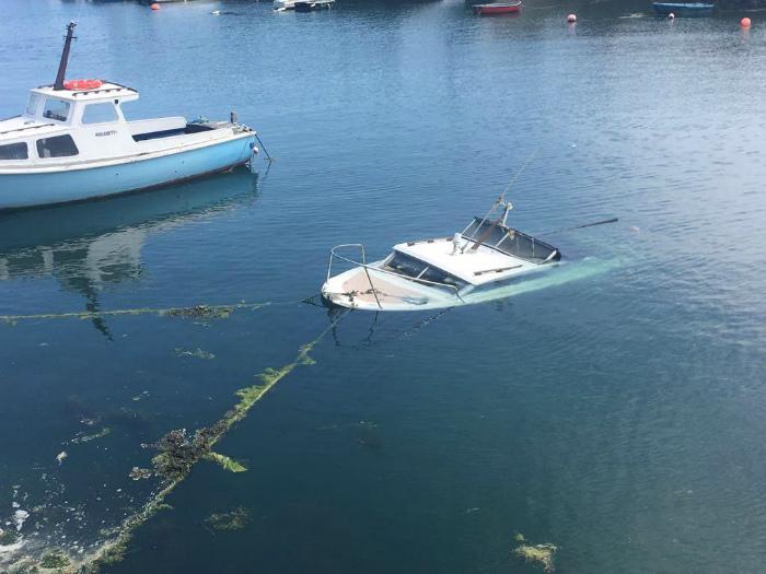 Неожиданный апгрейд лодки | Фото: Reddit.