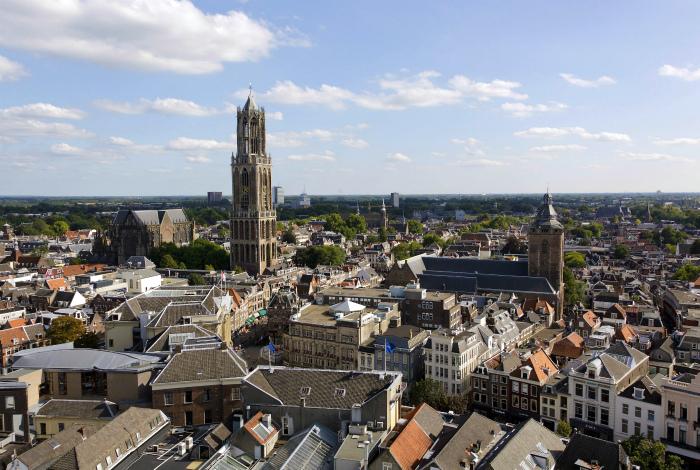 Утрехт – город экспериментов.