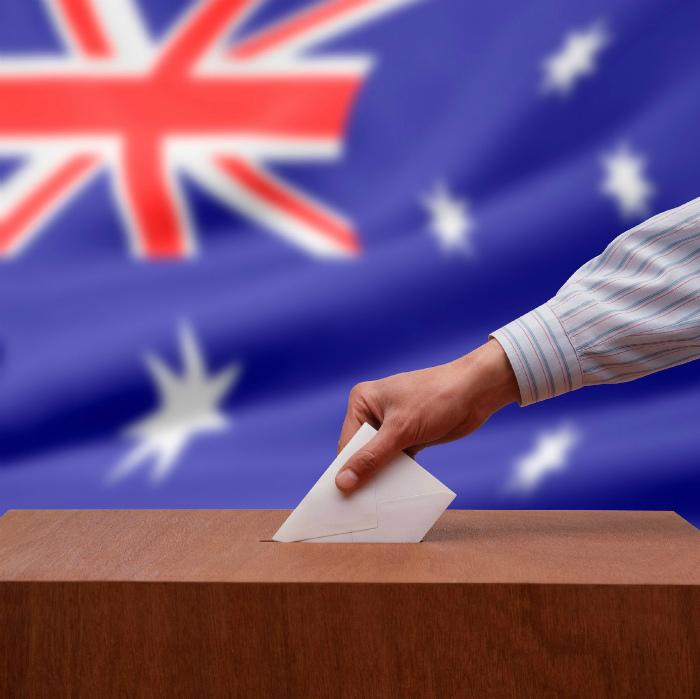 Штрафы за неявку на выборы в Австралии.