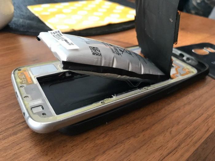 По мнению Novate.ru, с батареей что-то не в порядке! | Фото: Zefirka.