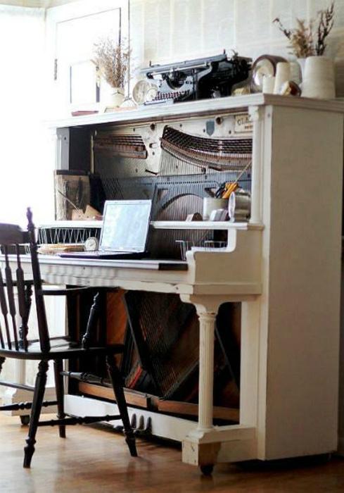 Рабочий стол.