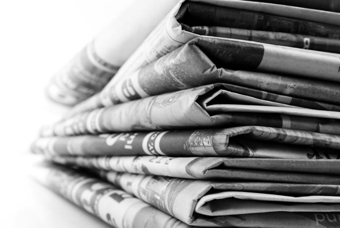 Газеты и журналы.