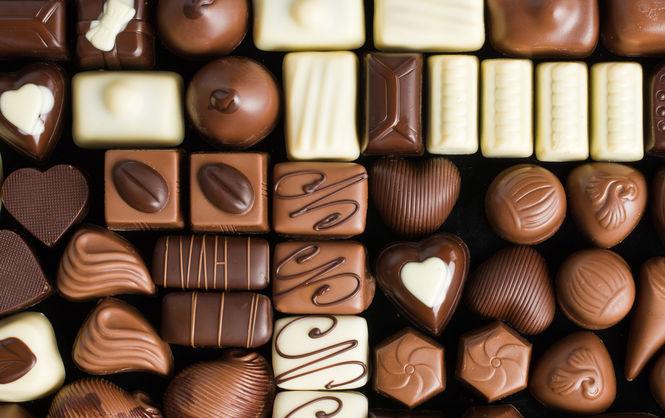 Зависимость от шоколада.