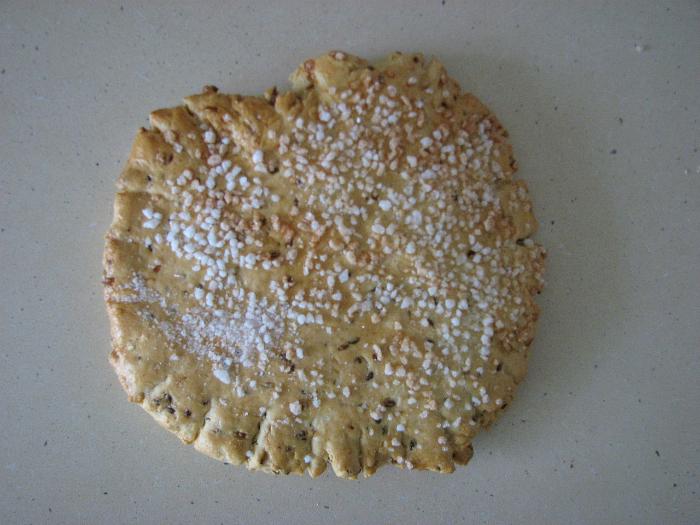 Пасхальное печенье.