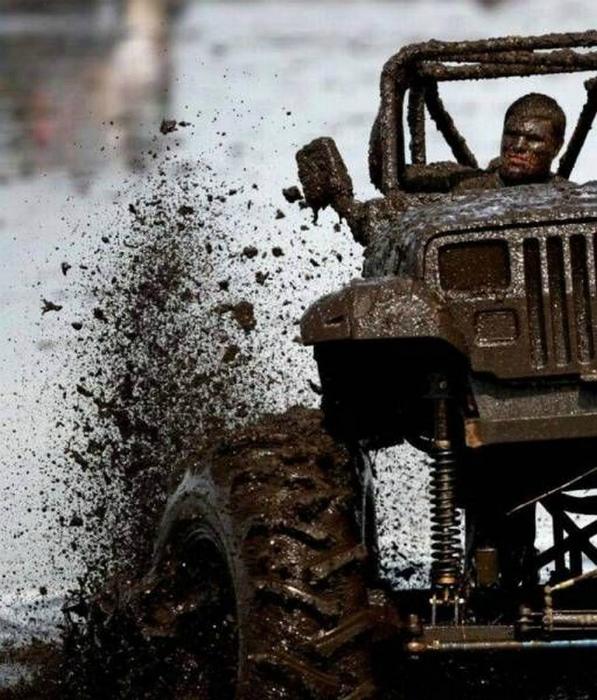 Слегка грязно. | Фото: magSpace.ru.