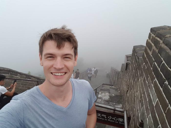 Долгожданная поездка и прекрасный туманный денек. | Фото: Reddit.