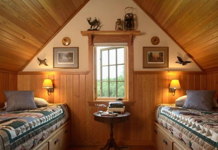 Уютная спальня. | Фото: Интерьер и дизайн.