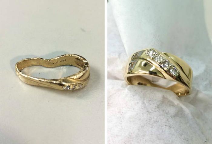 Ремонт золотого кольца. | Фото: AdictaMente.
