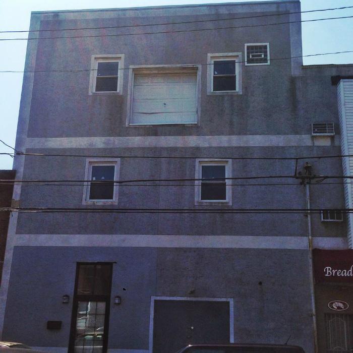 Гараж на втором этаже. | Фото: Humor.fm.