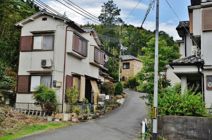 Деревни-призраки в Японии. | Фото: newsland.com.