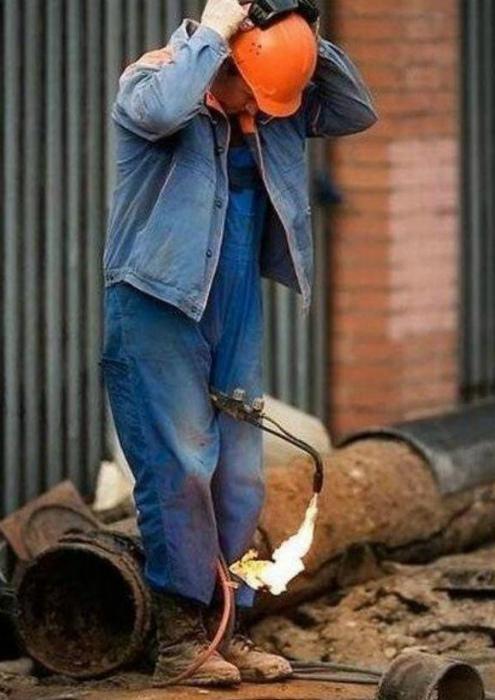 Работает с огоньком! | Фото: Pinterest.