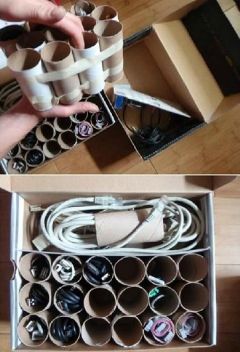 11cardboardplugs Топ популярных детских поделок из втулок от туалетной бумаги