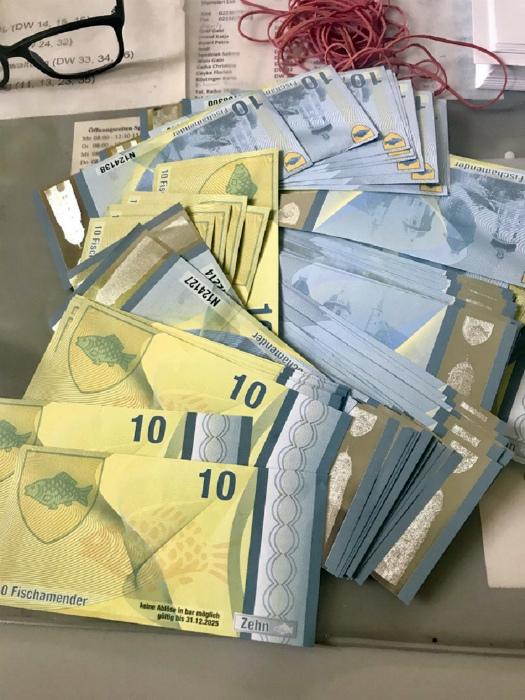 Уникальная местная валюта. | Фото: Офигенно.