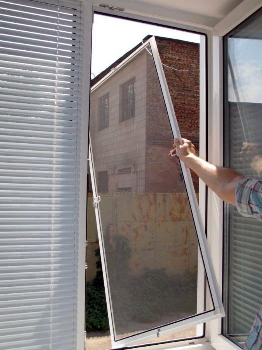 Москитная сетка. | Фото: rem-ont.com.