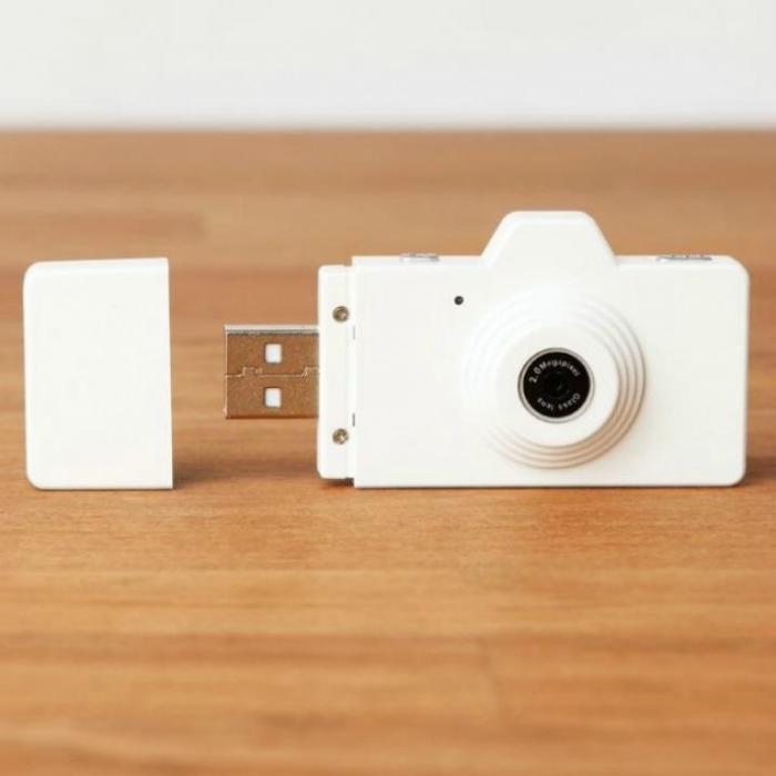 Флешка с камерой.