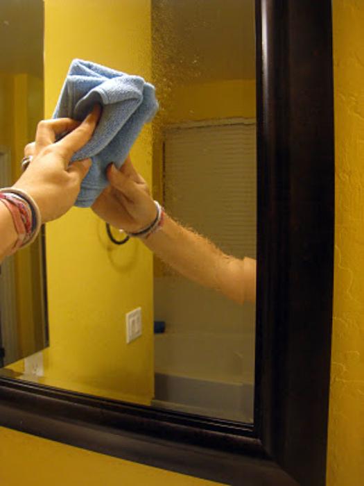 Сверкающие зеркала.