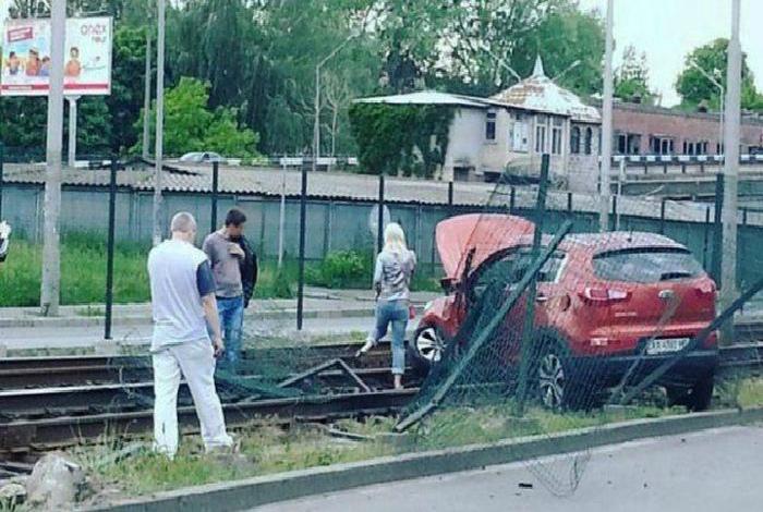 Хотела проверить, как это быть поездом!.