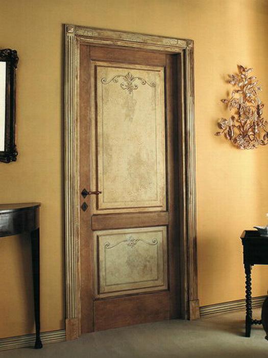 Внешний вид дверей.