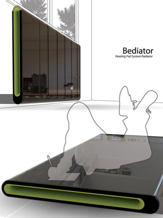 Обогреватель-кровать Bediator.