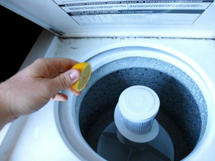Повысит эффективность стирального порошка.