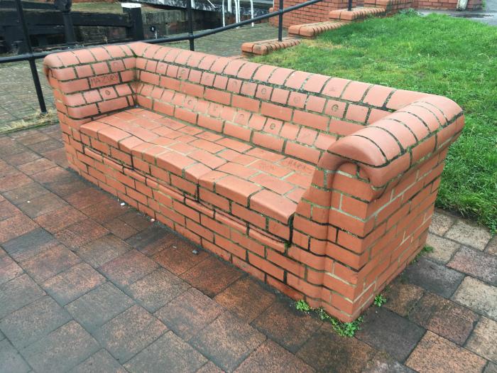 Такого дивана вы еще не видели.