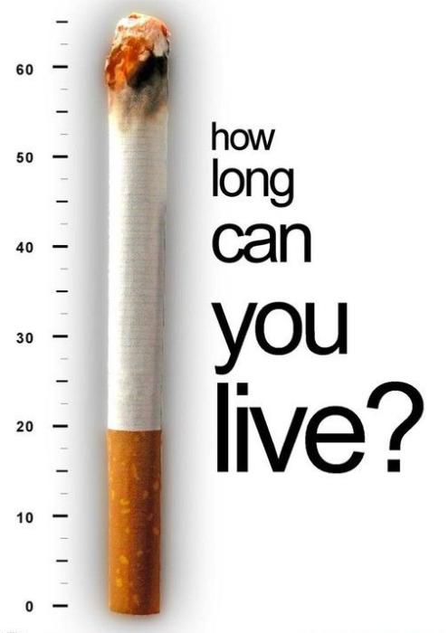 Каждый сам решает, сколько еще можно «выкурить лет».