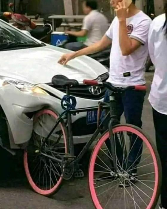 Хороший велосипед.