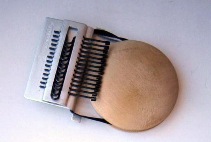 Устройство для штопки. | Фото: homsk.