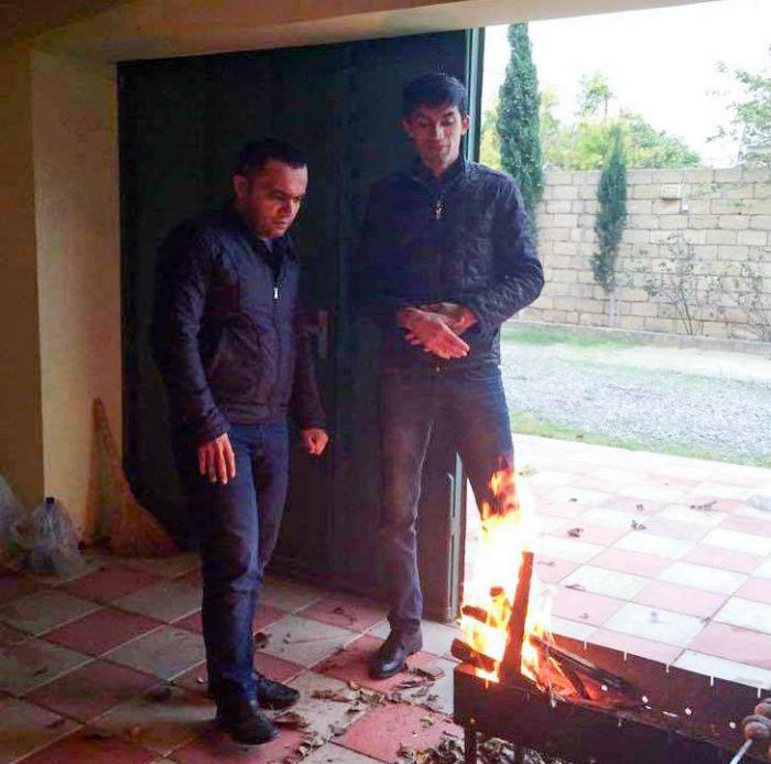 Нога предалась огню. | Фото: Spoki.