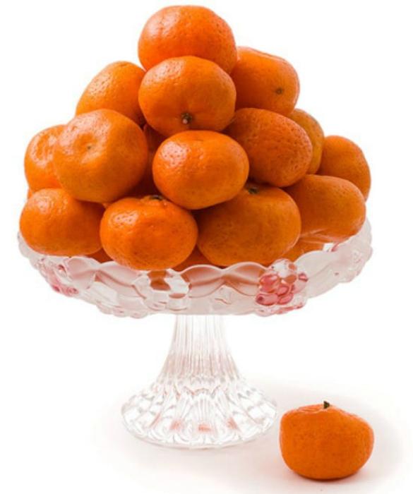 Аромат мандарин.