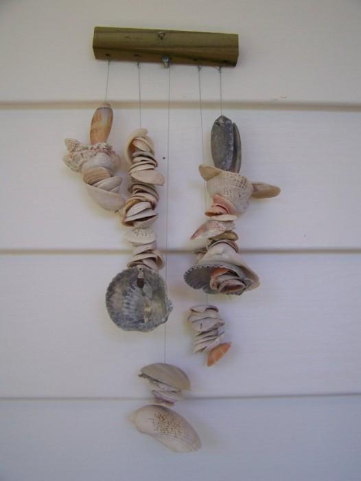Простое украшение, которое принесет в дом энергию ветра и моря.
