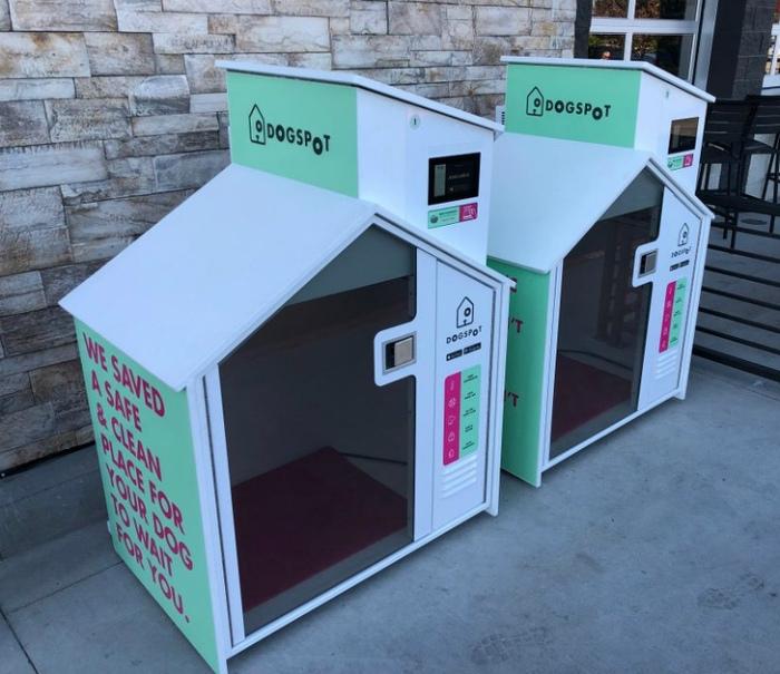 Комфортабельные будки для собак. | Фото: Know Your Meme.