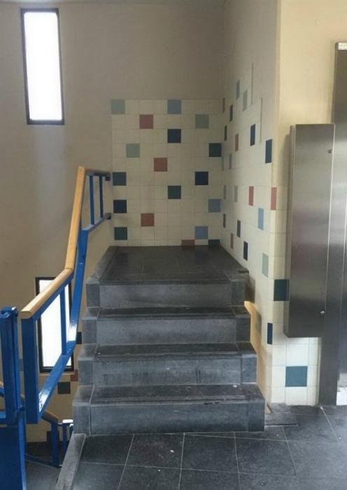 Лестница в никуда. | Фото: Бугага.