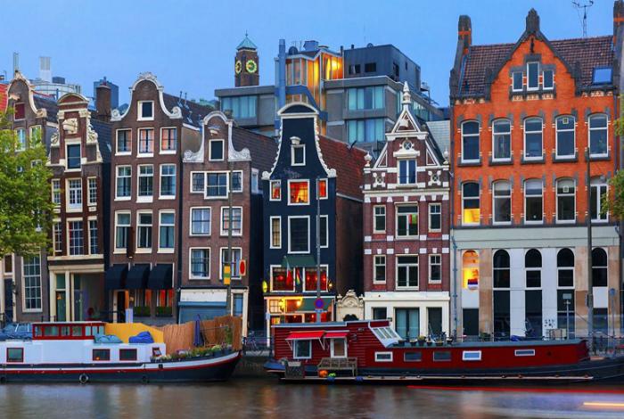 Амстердам, Нидерланды.| Фото: yandex.com.