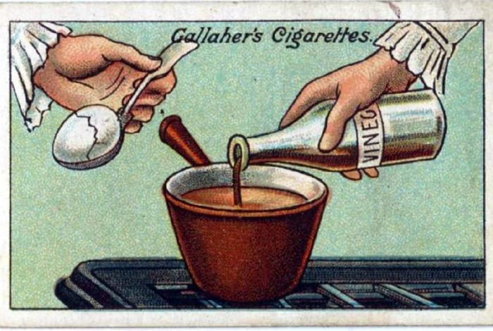 Сварить треснувшее яйцо.