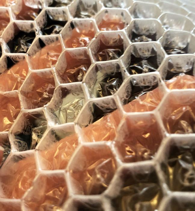 Новый вид пузырчатой пленки. | Фото: Reddit.