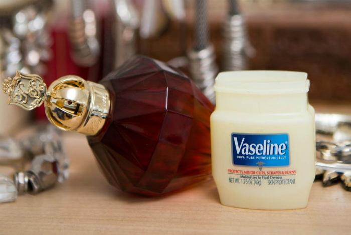 Se extiende la durabilidad de perfume.