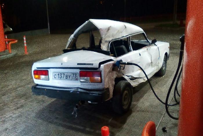 Ума не приложу, зачем ему бензин!?