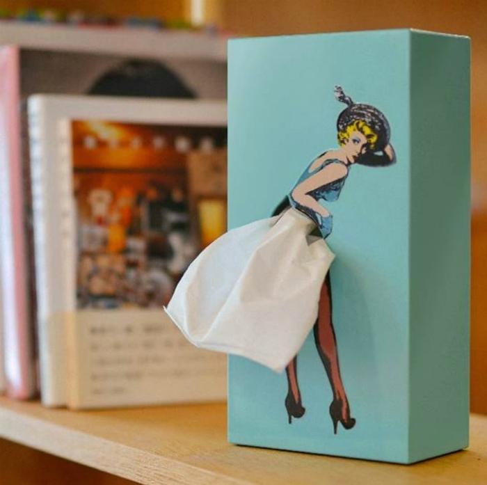 Дизайн упаковки салфеток. | Фото: klikabol.com.
